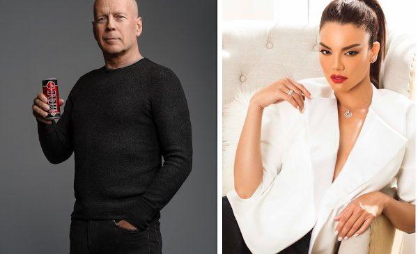 Bruce Willis va juca alături de Zuleyka Rivera în cel mai recent spot TV pentru brandul HELL ENERGY