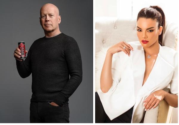 Bruce Willis și Zuleyka Rivera