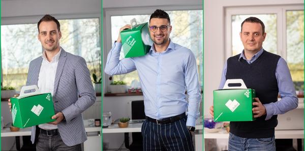 Co-fondatorii LifeBox
