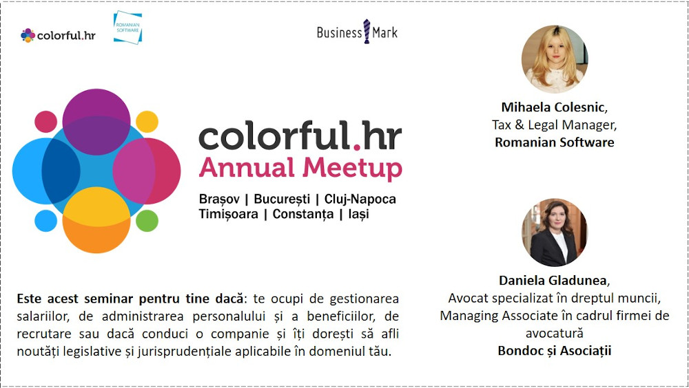 Colorful.hr Annual Meetup
