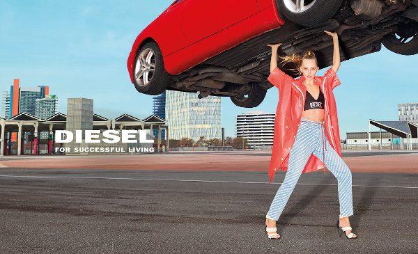 DIESEL își celbrează nucleul în campania Spring/Summer 2020 For Successful Living