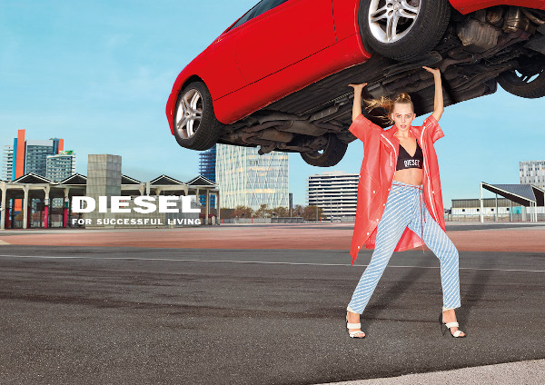 DIESEL For Successful Living, Car