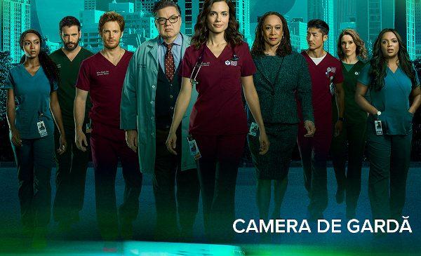 Noi provocări pentru cel mai îndrăgit personal medical în cel de-al cincilea sezon al serialului CAMERA DE GARDĂ din 23 februarie la DIVA