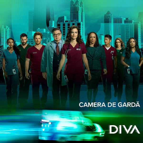 DIVA - Camera de garda S5
