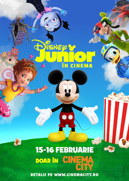 Disney Junior, Cinema Party