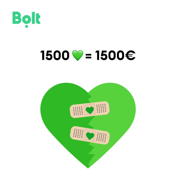 Donatie Bolt Inima Copiilor