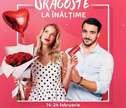 Shopping City Piatra-Neamț sărbătorește dragostea cu premii la înălțime