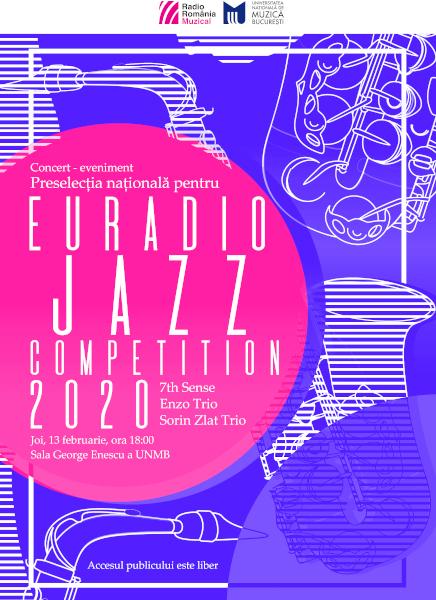 Euroradio Jazz Competition 2020