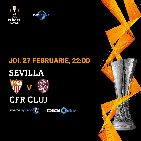 FC Sevilla - CFR Cluj