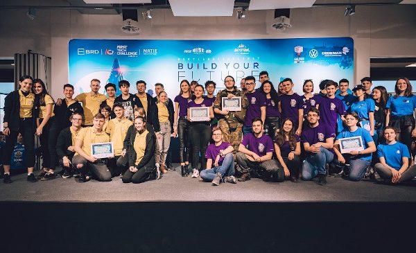 24 de echipe s-au calificat în finala celei mai mari competiții de robotică, BRD FIRST Tech Challenge Romania