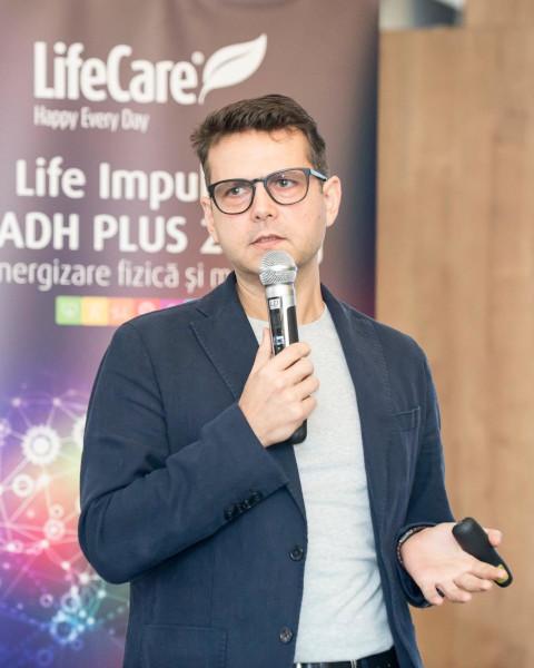 Gabriel Dumitru, CEO Lifecare