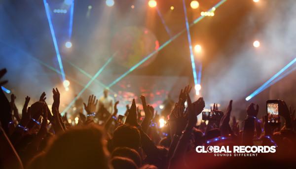 Global Records, desemnată TOP LABEL 2019 în România de Media Forest