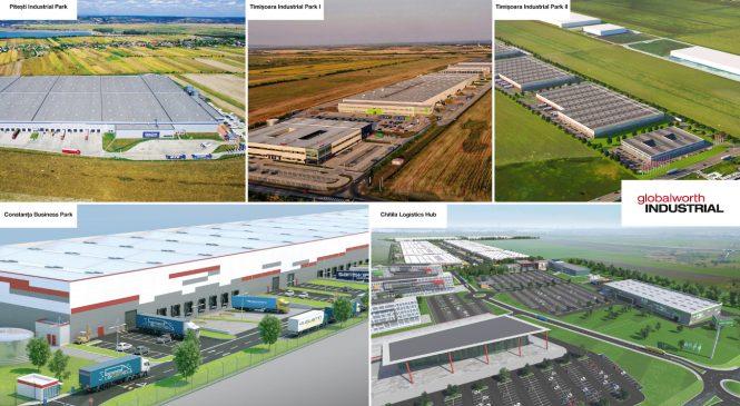 Globalworth Industrial, sub-brandul de industrial și logistică al Globalworth, a ajuns la un grad de ocupare de 100%