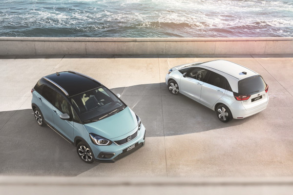 Honda Jazz Delivers Powerful Hybrid Performance And Advanced Connectivity 2
