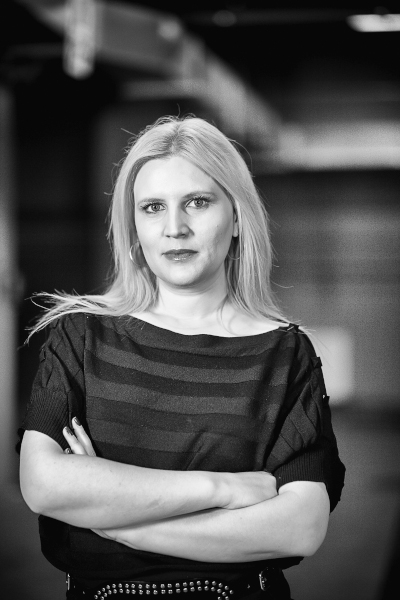 Irina Roncea, Managing Director, Golin