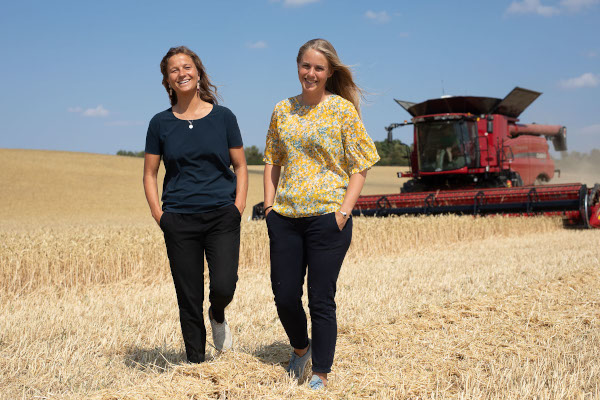 Julie Koch Fahler & Ida Boesen, Cofondatoare Commoditrader