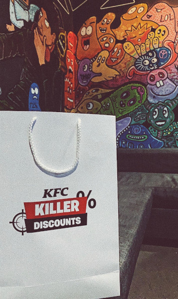 KFC Gaming - Killer Discounts