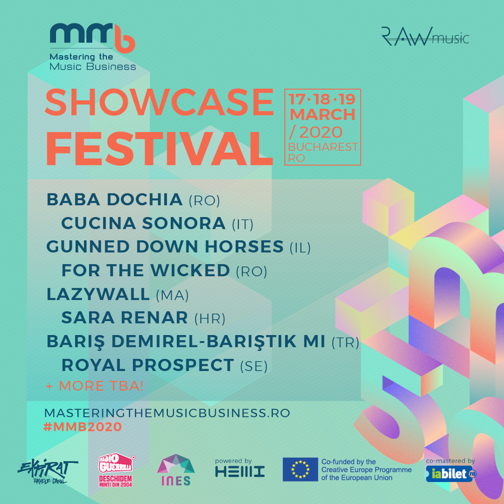 MMB Showcase Fest Square
