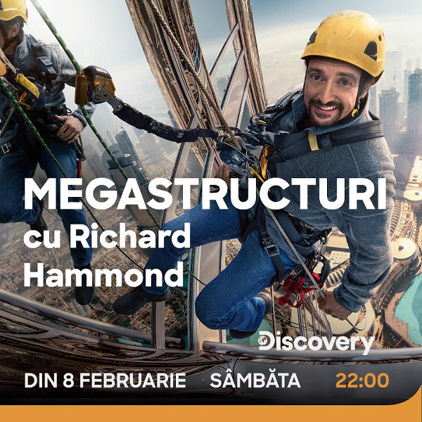 Megastructuri cu Richard Hammond
