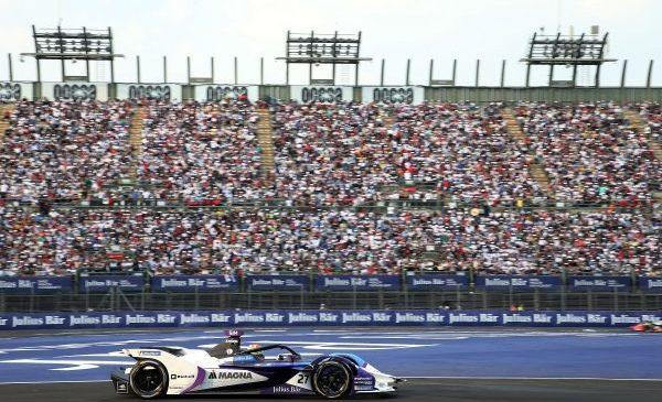 Alexander Sims a încheiat Mexico City E-Prix pe locul al cincilea după o cursă de recuperare consistentă