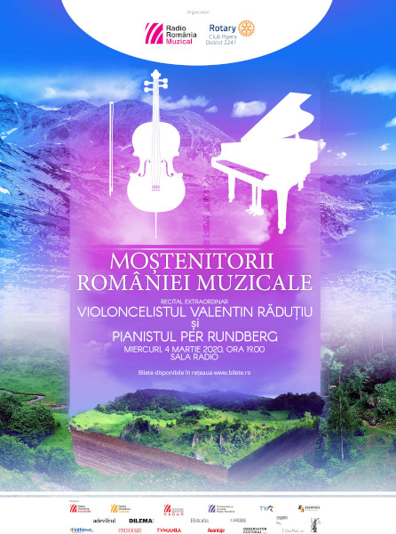 Mostenitorii romaniei muzicale 4 Martie KV