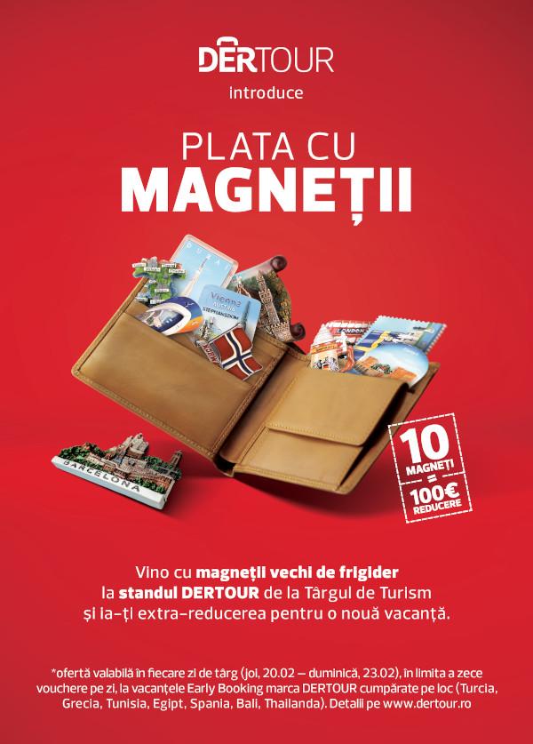 Plata cu magnetii_DERTOUR