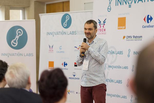 Răzvan Rughiniș, Innovation Labs