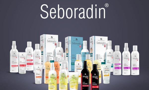 Novoline Pharm aduce în România Seboradin, brandul polonez expert în tratamentul părului și scalpului