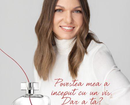 AVON a lansat HERSTORY, primul parfum în colaborare cu Simona Halep