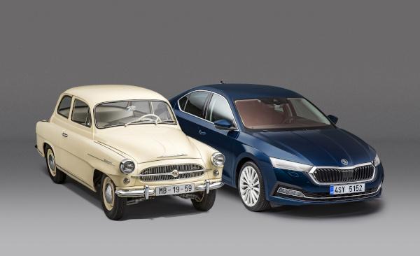 Skoda Auto a produs 7 milioane de exemplare de unitati din modelul OCTAVIA