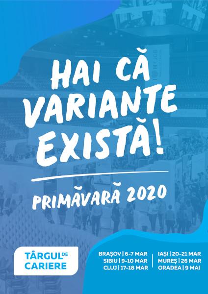 Targul de Cariere - primavara 2020