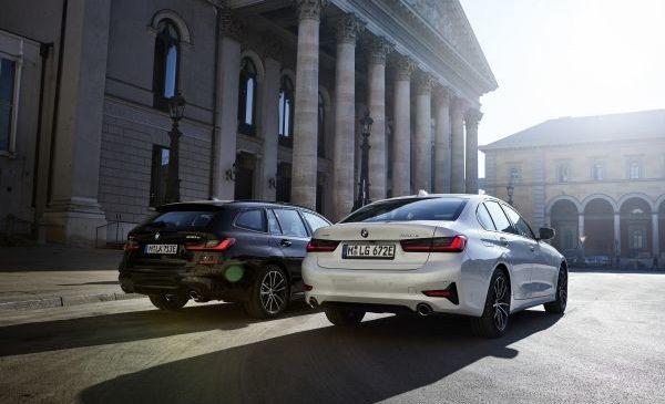 Patru modele plug-in hybrid pentru gama BMW Seria 3