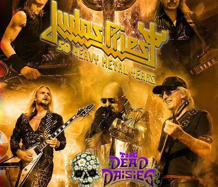 The Dead Daisies vor deschide concertul Judas Priest