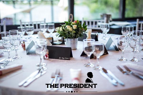 The President tendinte