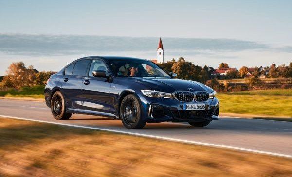Când eficienţa şi excelenţa sportivă se combină: noile BMW M340d xDrive Sedan şi BMW M340d xDrive Touring