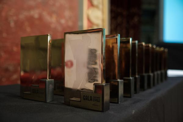 Trofeu Gala Societatii Civile @ Roald Aron