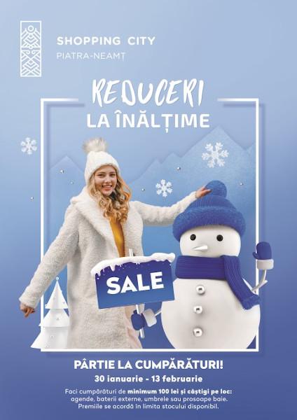 Winter Sale SC Piatra Neamt