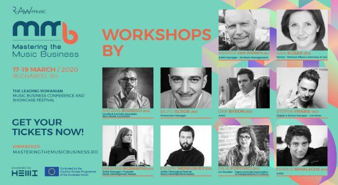 Cum să devii un artist de succes în 10 workshopuri
