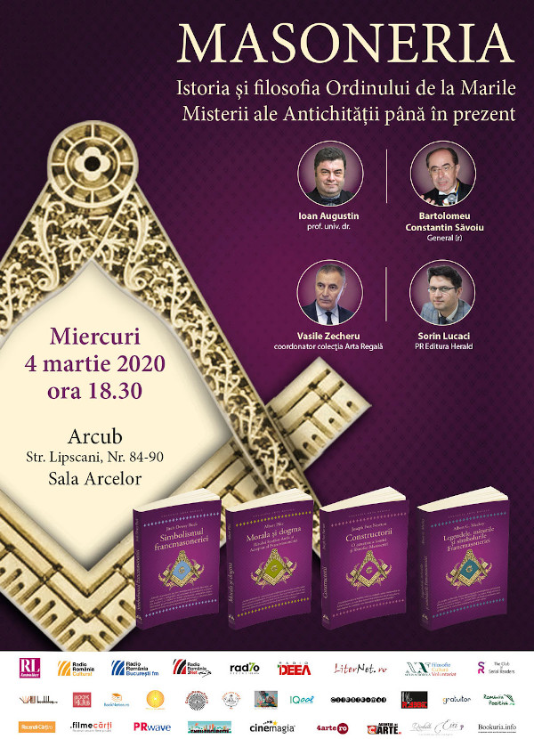 afis Masoneria 2020