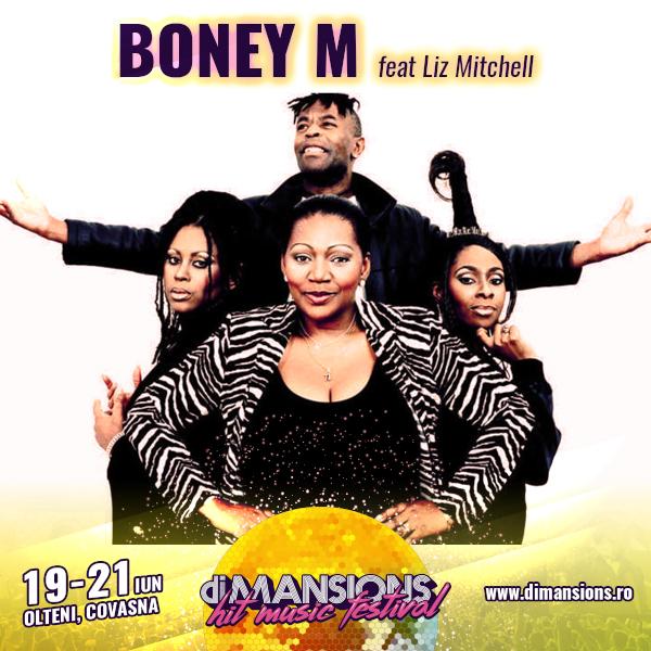 diMANSIONS-Boney M