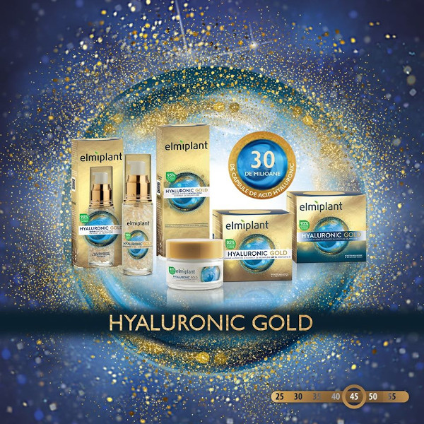 gama elmiplant Hyaluronic Gold