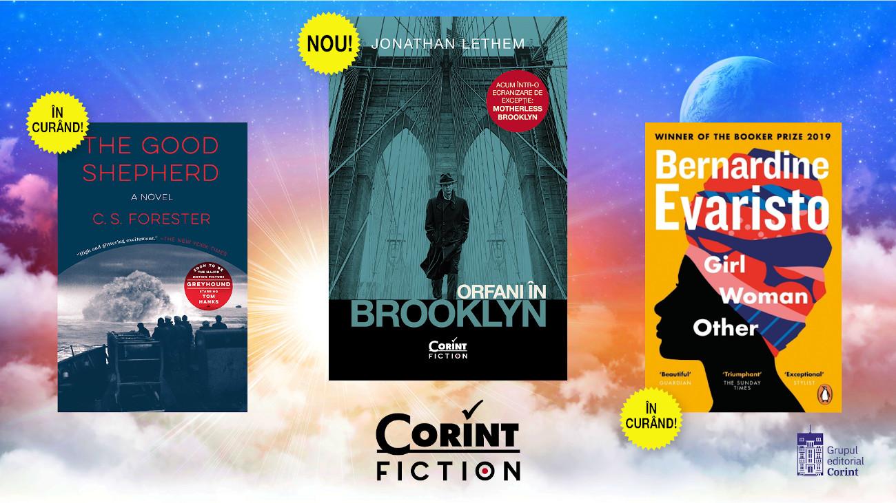 lansare Corint Fiction
