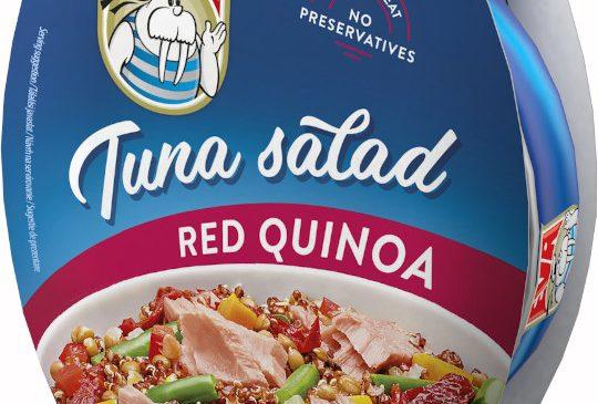 Tonul și quinoa, combinația de toată admirația