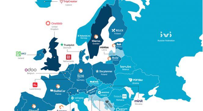 CB Insights: FintechOS, cu o creștere anuală de 450% în 2019, se numără printre cele mai bine finanțate start-up-uri de tehnologie din Europa