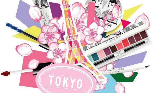 Artistry Studio lansează Tokyo Edition, o colecție colorată și extravagantă