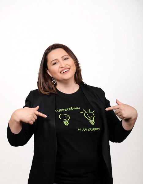 Anca Lupusavei, director de marketing al Recolamp
