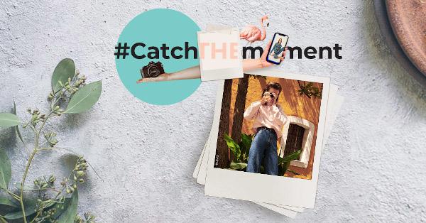 ANSWEAR.ro lansează proiectul fotografic Catch the moment