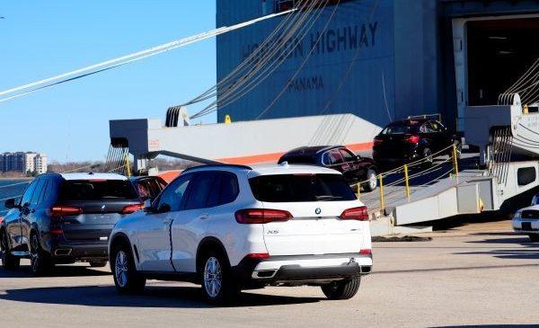 BMW Manufacturing rămâne cel mai mare exportator auto din SUA ca valoare