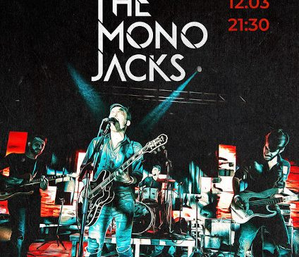 Concert The Mono Jacks la Hard Rock Cafe pe 12 Martie