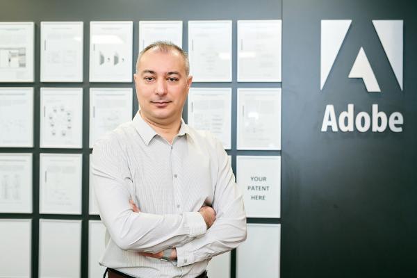 Cris Radu, Adobe România